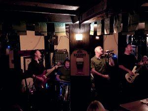 Sticky at The Duke Of Wellington August 12 2017 Music Rock Band The Duke